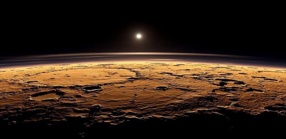 太空狂想:核弹炸火星提升温度让其变宜居