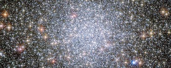 球状星团最有可能出现外星人:寻找智能文明