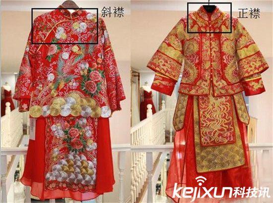 中式礼服讲究多 正房和姨太太服饰大有不同