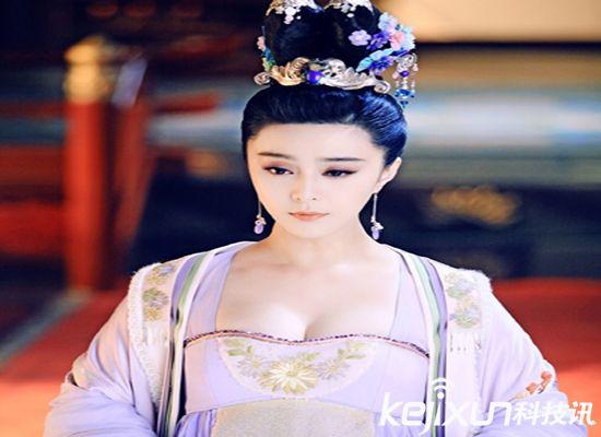 电视剧武媚娘传奇太暴露不可信!唐代女装究竟尺度有多大?