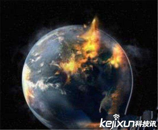 太阳内部另一个宇宙轰动全球 UFO外星人竟全在其中?