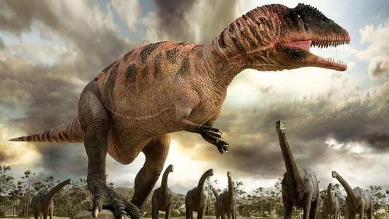 新假说称恐龙可能起源于北半球 而后称霸全球