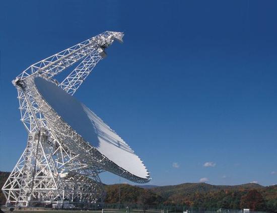 罗伯特·C·伯德绿岸望远镜