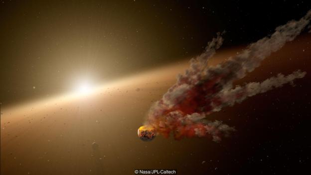 宇宙中最神秘恒星:忽明忽暗规律难寻