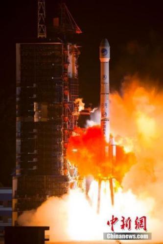 """中国计划下半年发射6至8颗""""北斗三号""""卫星"""