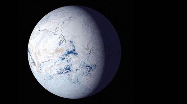 地球复杂生命起源新线索:冰河期导致多细胞生命出现