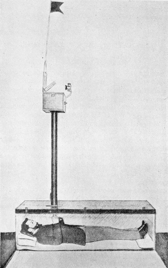 William Tebb书中记载的一种未死之人可以重新回到阳间的装置来源:WELLCOME LIBRARY